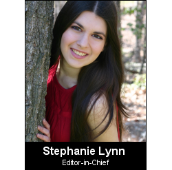 Stephanie Lynn - SDM Editor-in-Chief